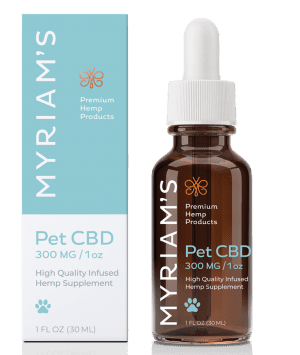 Myriam's Hemp Pet CBD