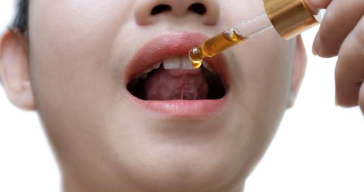 Why Put CBD Oil Under Your Tongue